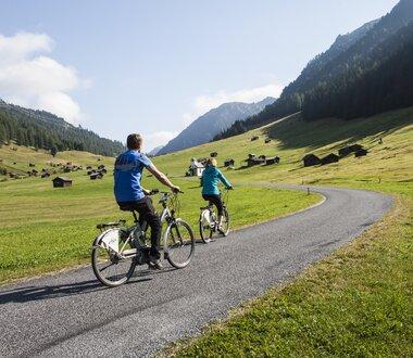 E Biken in Tirol | Tiroler Oberland